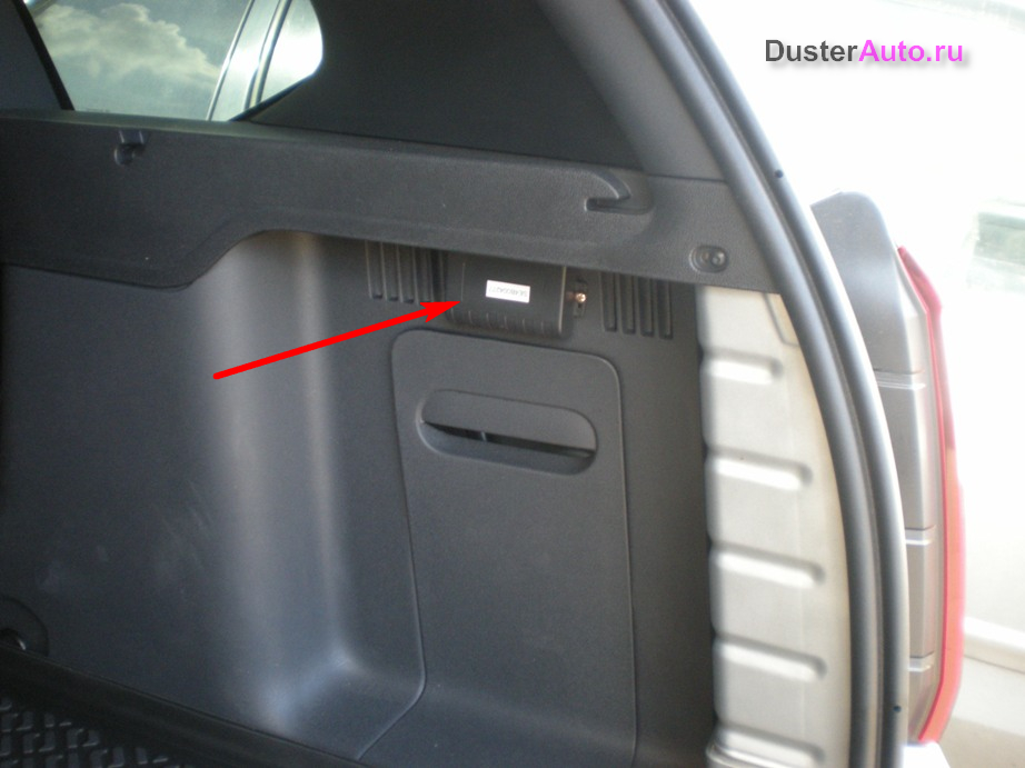 Установка парктроника на рено дастер своими руками