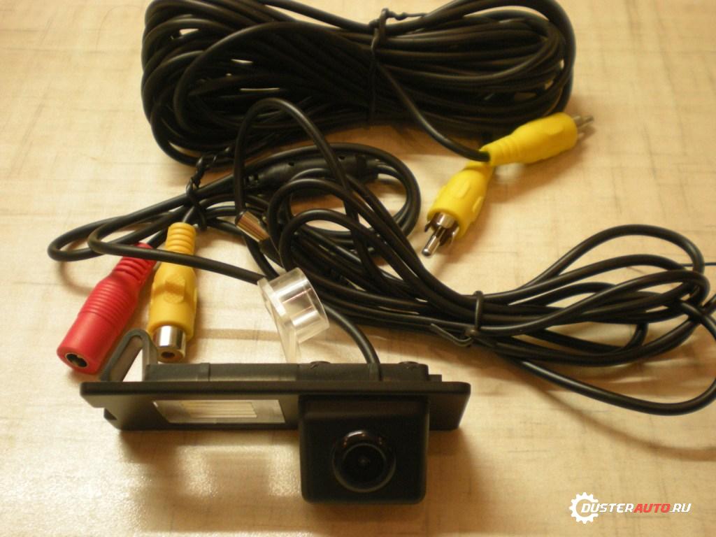 Комплект для подключения камеры заднего вида