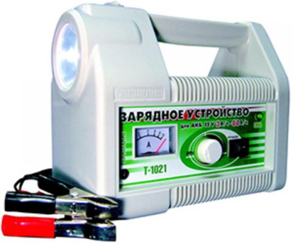 Зарядное автомобильного аккумулятора