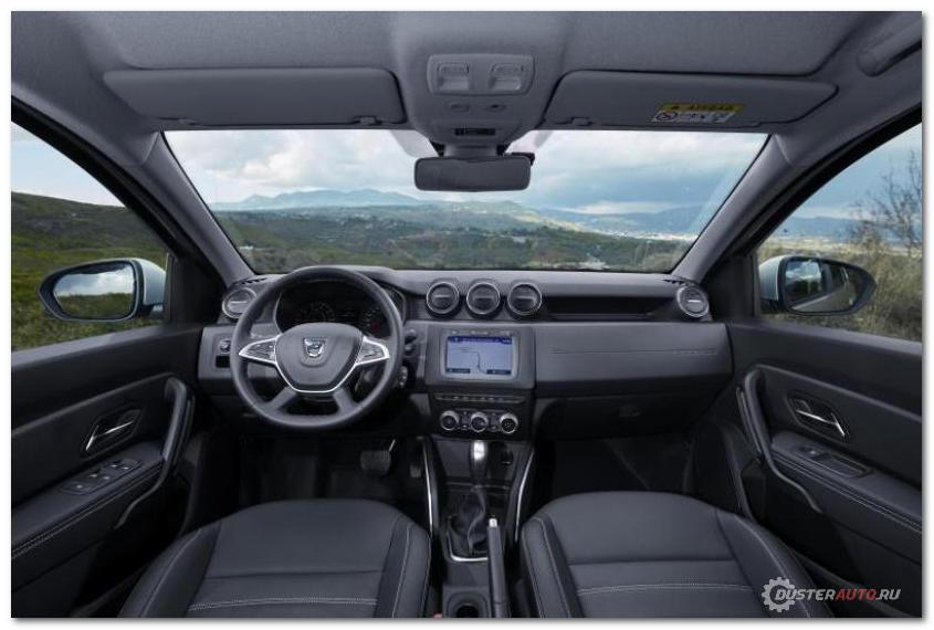 Рено Дастер 2018 в новом кузове: цены, комплектации, фото и
