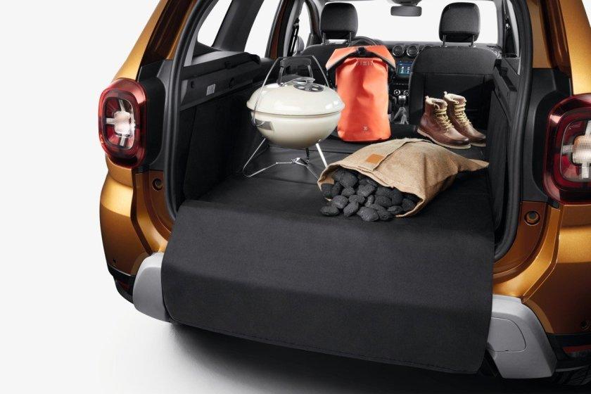 фото вещей в багажнике