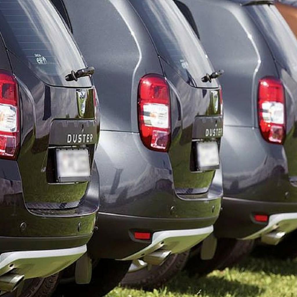Рено Дастер фото-отчет как установить парктроник