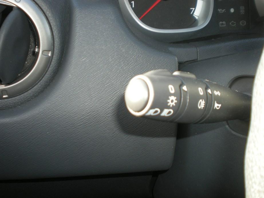 Кнопка звукового сигнала Дастера