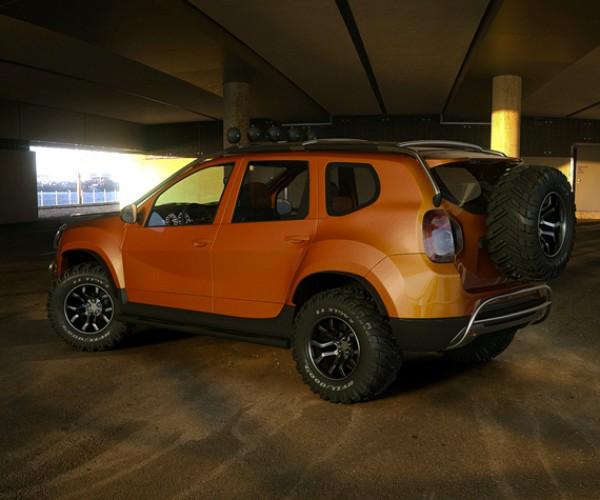 Расзод топлива у Renault Duster