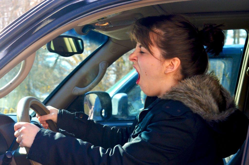 как не заснуть водителю за рулем