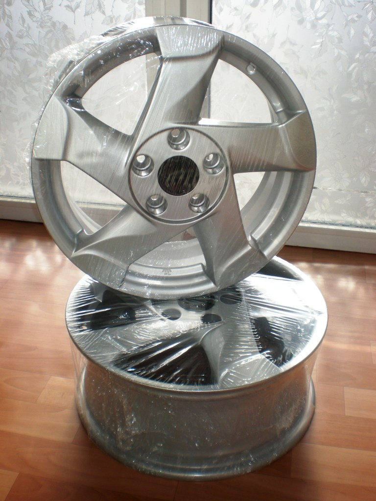 диски для Renault Duster