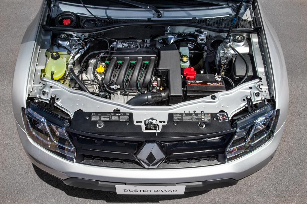 двигатели для renault duster dakar