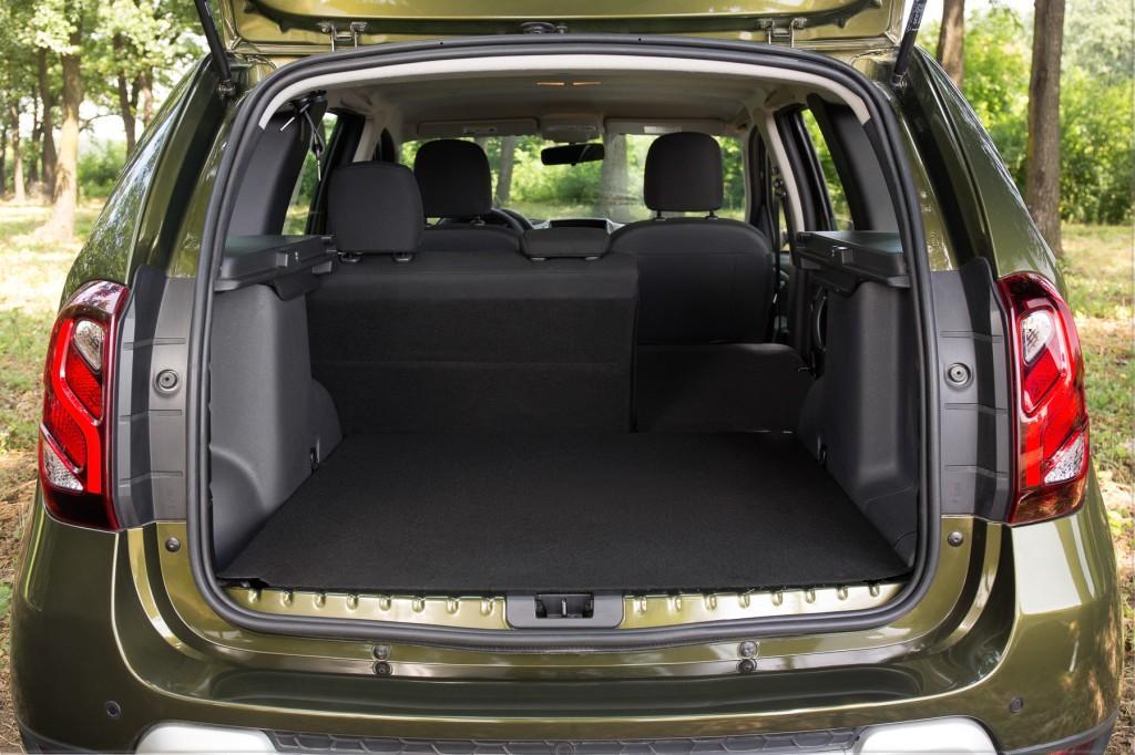 405 литров объем багажника