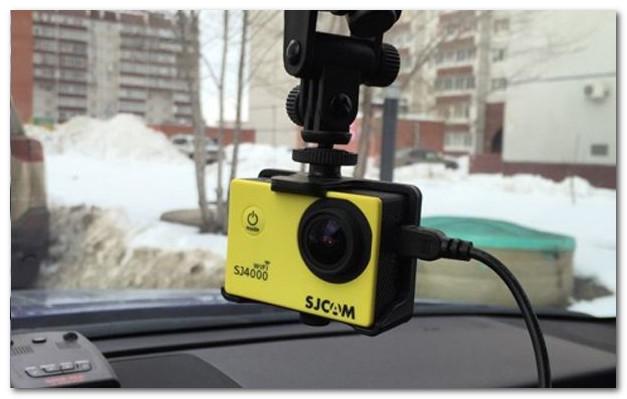фото экшн-камеры CJCAM