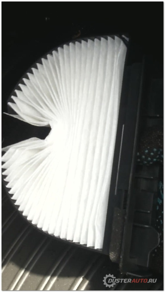 фото сжатого фильтра