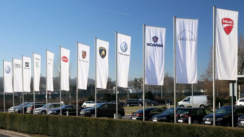 флаги автобрендов