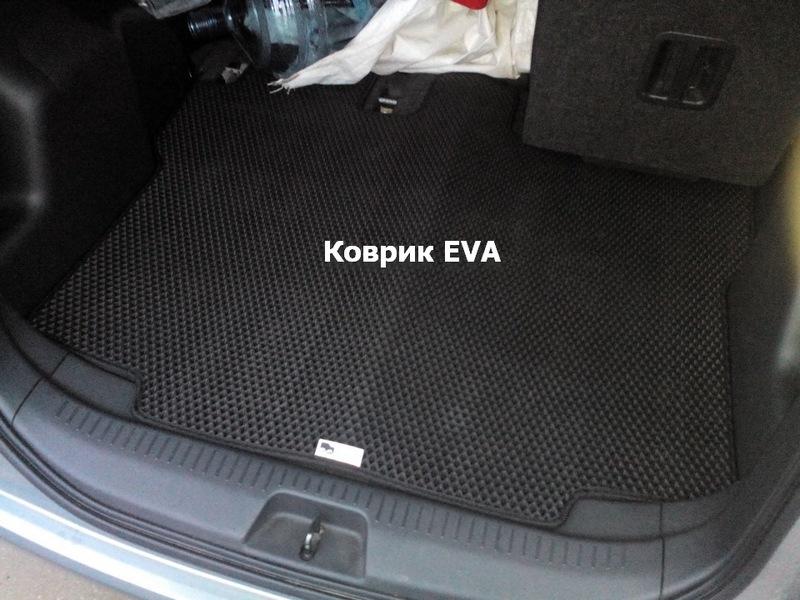 фото коврика в багажнике