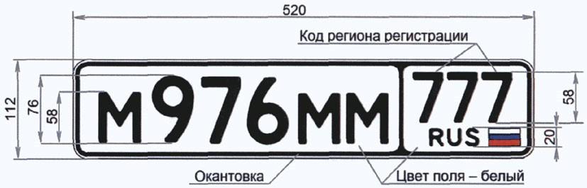 рисунок знака