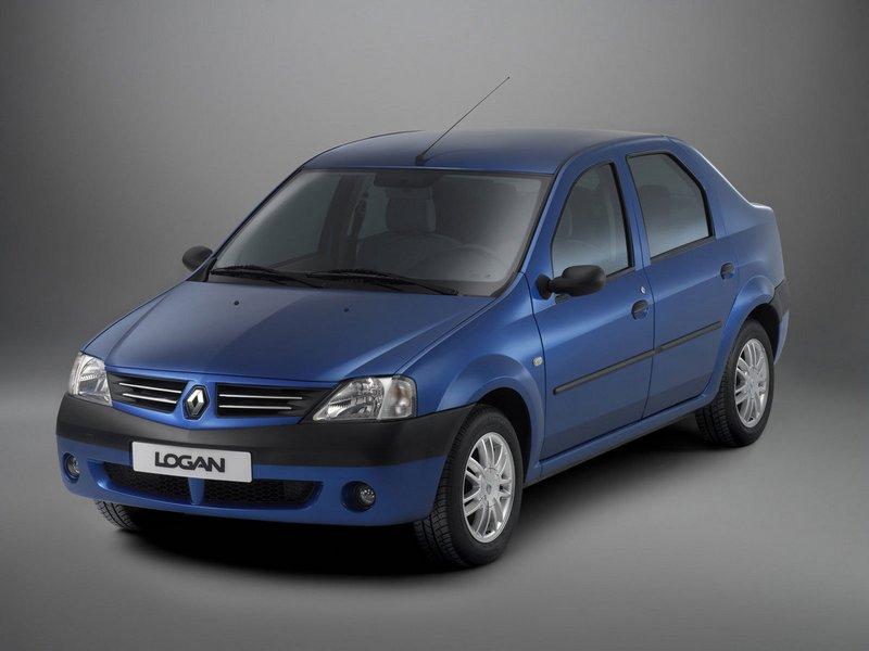 Легковой автомобиль Renault Logan